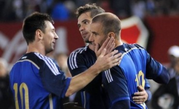 Argentina le ganó con comodidad a Trinidad y Tobago en el Monumental