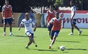 Expectativa por el primer entrenamiento a puertas abiertas de la Selección