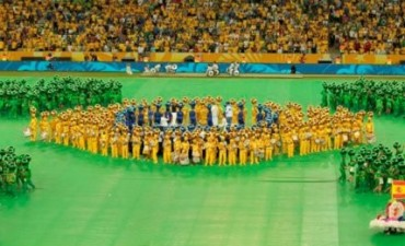 Todos los detalles de la fiesta inaugural del Mundial de Brasil