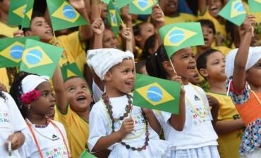 Llegó el día: todo listo para la fiesta inaugural del Mundial