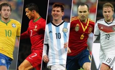 Ocho campeones y tres astros se batirán a duelo para conquistar la Copa