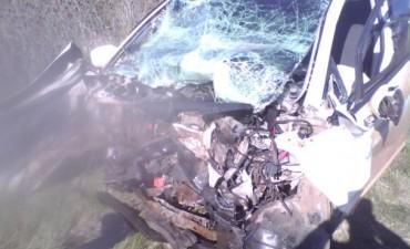 Entre Ríos tiene un registro de 45 personas heridas por mes en accidentes de tránsito
