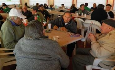 Encuentro recreativo de Abuelos en Federal