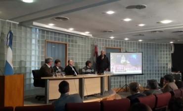Participación de funcionarios en encuentros sobre medioambiente y seguridad vial en la C.A.B.A.
