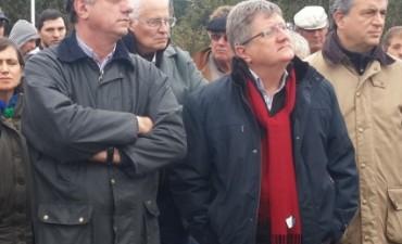 El campo entrerriano volvió a protestar