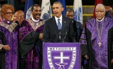 """Para Obama  el matrimonio gay: """"es una victoria para Estados Unidos"""""""