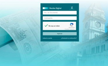 Como funciona el sistema del Recibo Digital de los estatales entrerrianos ??
