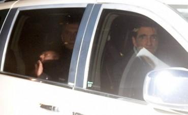 Mauricio Macri fue dado de alta y ya está en la residencia de Olivos