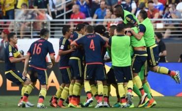 Colombia derrotó a Estados Unidos en el partido inaugural de la Copa América Centenario