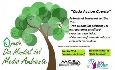 Celebraciones por el Día Mundial del Medio Ambiente en C. Bernardi