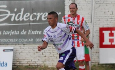 Atlético de Parana perdió frente a Villa Dalmine y Juventud empato de local.