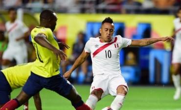 Peru y Ecuador no pudieron sacarse ventajas en un gran partido