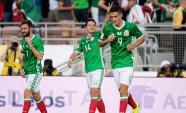 Copa América: México derrotó a Jamaica y se metió en Octavos de Final. Uruguay eliminado