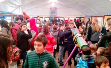 El Museo Itinerante de Ciencias de CAFESG arriba este lunes a Federal