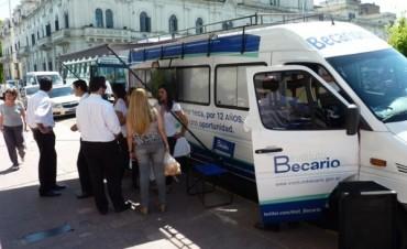 El Instituto Becario inicia su recorrida por los 17 departamentos entrerrianos
