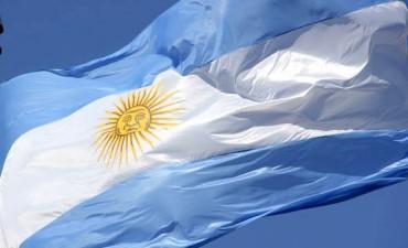 Programa Oficial Día de la Bandera en Federal.Con la presencia del Gobernador de Entre Rios