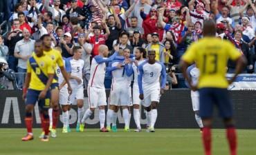 Copa América: Estados Unidos le ganó a Ecuador y está en semifinales