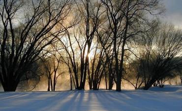 Llega el invierno, los días comienzan a alargarse