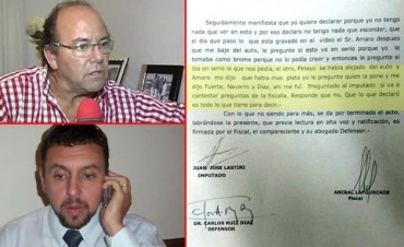 Plan para matar al diputado: Imputado reveló quiénes pagarían por el crimen