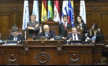 El Parlasur no consiguió la mayoría especial y José López no fue expulsado
