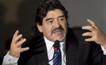 Maradona sobre la actualidad del país: