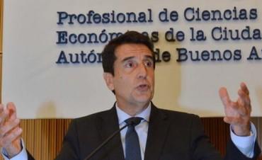 Carlos Melconian fue uno de los bonistas que demandó a la Argentina ante el juez Griesa