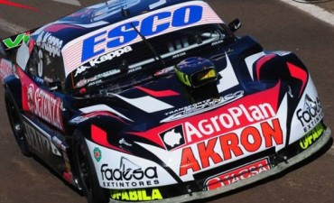 TC: Guillermo Ortelli fue el más veloz en Concepción del Uruguay