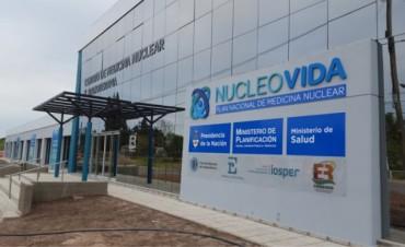 Este lunes abre el Centro de Medicina Nuclear y Molecular