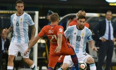 Chile derrotó a Argentina por penales y es campeón de la Copa América Centenario