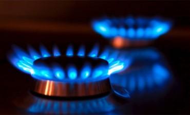 Autorizan el pago de las facturas de gas en dos cuotas iguales