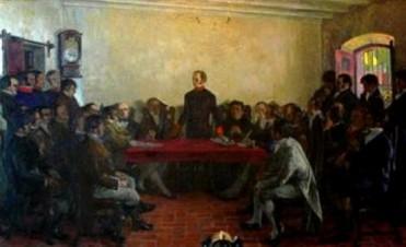 Para el debate: la olvidada Declaración de Independencia de 1815