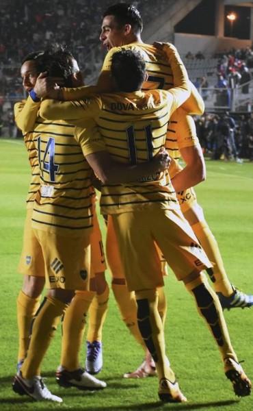 El gol de Pavón fue el más rápido en la historia profesional de Boca
