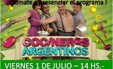 Cocineros Argentinos vuelve a Federal