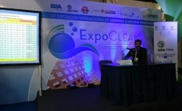"""FEDERAL EXPUSO SOBRE AMBIENTE EN LA 10ª EXPOSICIÓN INTERNACIONAL DE LIMPIEZA E HIGIENE PROFESIONAL """"EXPO CLEAN"""""""