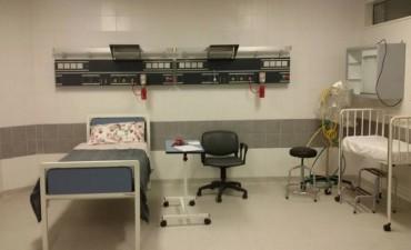En el Hospital Urquiza de Federal habilitaron el Servicio de Internacion Abreviada.