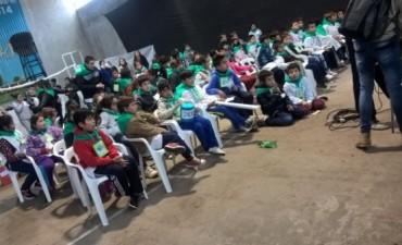 El Municipio brinda charlas de concientizacion sobre el cuidado del medio ambiente.