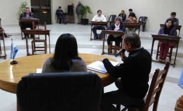 Sesión Ordinaria N 1.019 del Concejo Deliberante