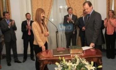 Sonia Velázquez es oficialmente la nueva ministra de Salud de Entre Ríos