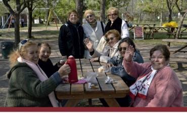 Federal : Actividades de las Jornadas de Adultos Mayores