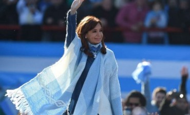 En un multitudinario acto : Cristina Kirchner lanzó Unidad Ciudadana pero no confirmó si será candidata