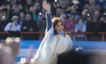 Cristina Kirchner será candidata a senadora nacional por Buenos Aires