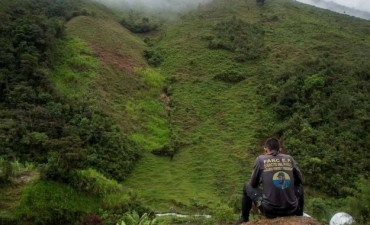 Cara a cara con las FARC en los últimos días de una guerra que duró 53 años