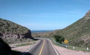 Accidente en Mendoza: cómo es Cuesta de los Terneros, el camino de la tragedia