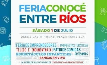 El Área de Turismo Municipal participara de la I Edición de la Feria