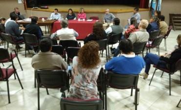Concejales de ciudades ubicadas sobre la Ruta 127 piden por obras complementarias..