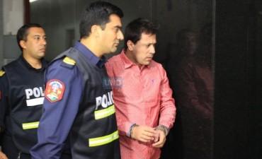Petaco Barrientos fue sancionado y derivado al penal de Ezeiza