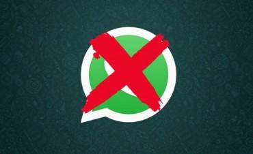 Éstos son los teléfonos que se quedan hoy sin WhatsApp