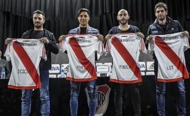Misión Libertadores: River presentó a sus nuevas caras