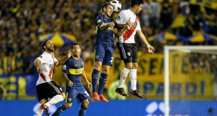 Si hay Superclásico en la Copa Libertadores, será sólo en la Final