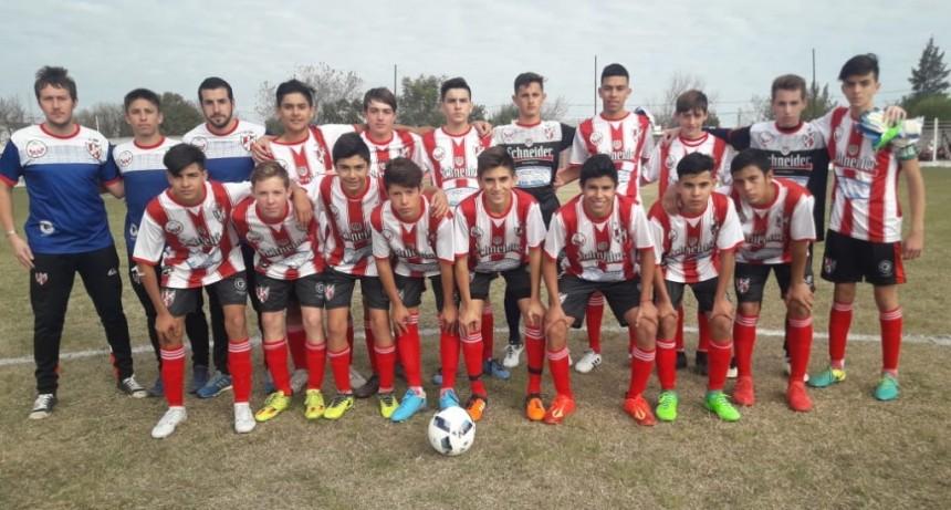 Debut con triunfo del Seleccionado Federalense en el Torneo Sub -15